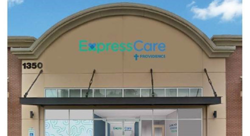Providence ExpressCare Clinic in Lacey Returns to Full Service January 22