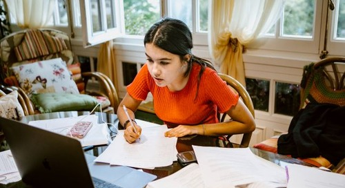 How is homeschooling affecting your teen's mental health?