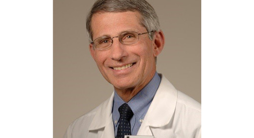 Q&A with Dr. Anthony Fauci, this year's Luminary Award winner