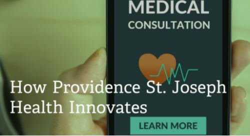 How Providence Health Innovates
