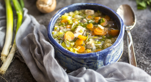 Under the weather? These foods may help you get back on top