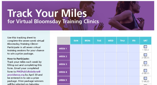 Track Your Miles