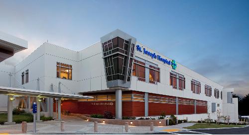 Visitor Policy for Providence St. Joseph Hospital in Eureka, Providence Redwood Memorial Hospital