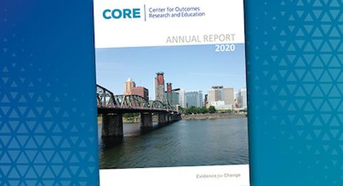CORE's 2020 Annual Report