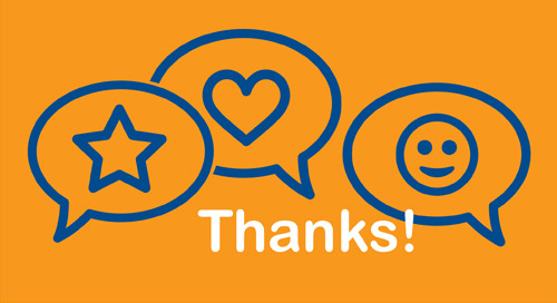 Grateful patients thank providers, care teams