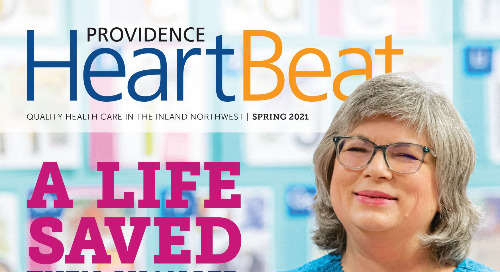 Providence Heart Beat Spring 2021