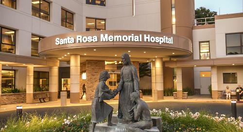 Visitor Policy for Providence Santa Rosa Memorial Hospital