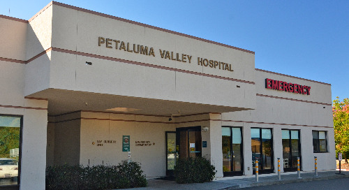 Visitor Policy for Petaluma Valley Hospital