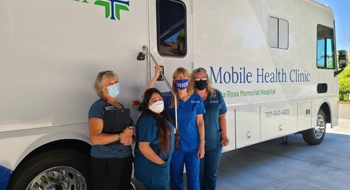 Mobile Health Resources Instill Hope for Underserved Patients