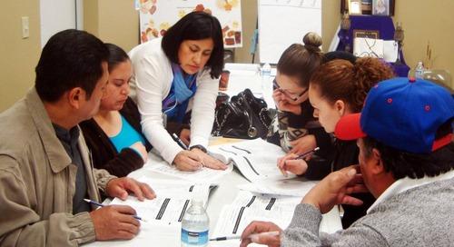 Serving Hispanic Communities Through Local Parishes During COVID-19
