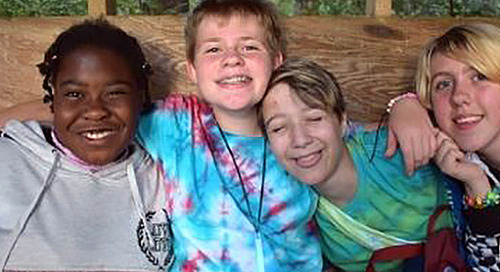 One-of-a-Kind Campin the Pacific NorthwestProvides Transformational Experience for LGBTQ+youth