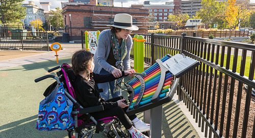 First-of-its-Kind Play Environment Welcomes Children of all Abilities