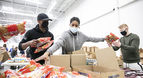 Program Helps Feed Hungry Children – and their Families