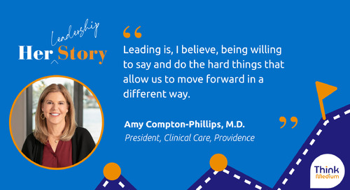 Making lives better: A conversation with Amy Compton-Phillips
