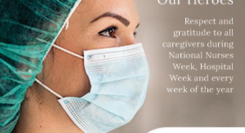 Providence in Northern California Celebrates Nurses and Hospital Week