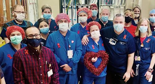 Providence Alaska Medical Center named Blue Distinction Center for cardiac care