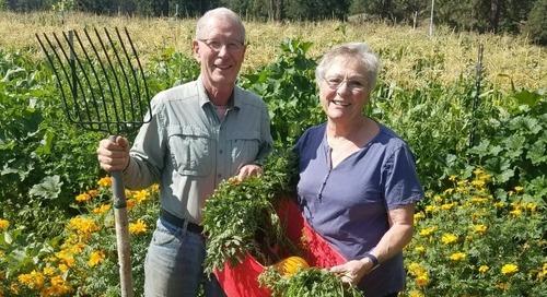 Supplying Food Security in Rural Stevens County