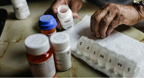 Tips to help reduce overmedication for older patients