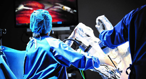 Robotic prostate surgery at Providence St. Peter Hospital: One patient's experience