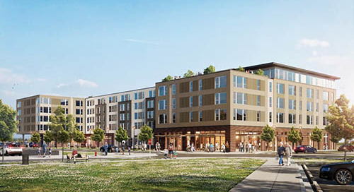 Providence Generations Named An ILFI Affordable Housing Project