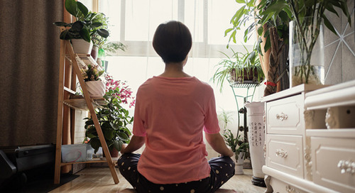 How meditation can enhance women's well-being