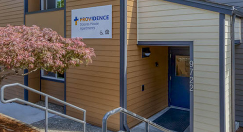 Renovations Begin at Providence Dolores House