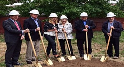 Providence breaks ground for new affordable housing facility in Redmond, WA