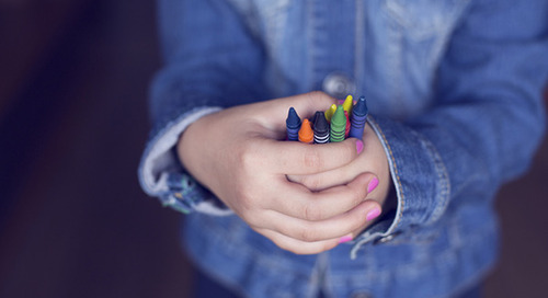 Why your kid eats crayons