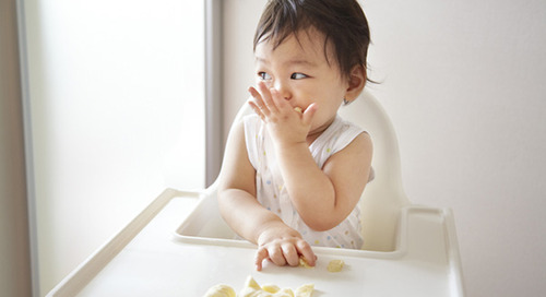 Malnutrition in babies and young children