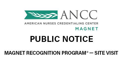 Public Notice: Magnet Recognition Program - Site Visit