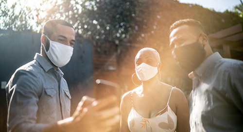 Are masks really effective at preventing the spread of disease?