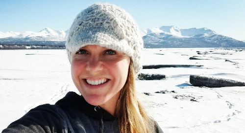 Audra McCann: 'Where I want to be'