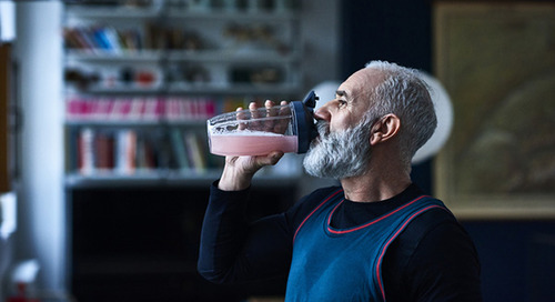 Is it bad to eat less as we age?