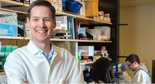Federal grant fuels research in harnessing micro-organisms for cancer immunotherapy