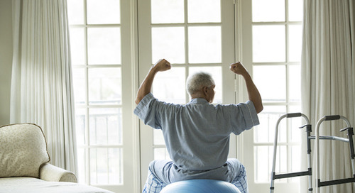 Rehabilitation after a stroke is vital to recovery