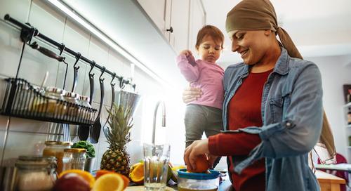 Eating to combat cancer: The Providence Thrivorship program