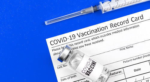 Guidance on California State Vaccine Digital Record