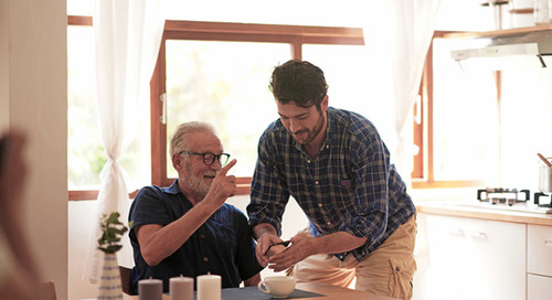 How to communicate more effectively with someone with dementia