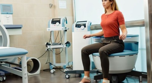 Pelvic floor therapy: Restoring health for new moms and women of all ages