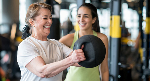 Aging strong: Is a personal trainer right for you?
