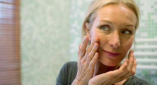 Get your glow back: How to prevent (and treat) damaged, crepey skin