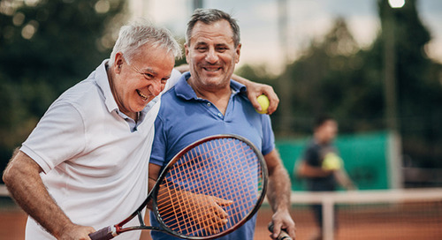 Aging gracefully: Learn the secrets