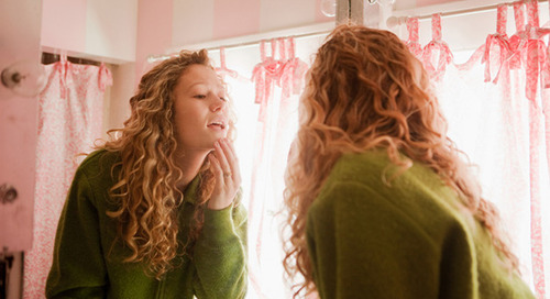How to help clear up your teen's acne outbreak
