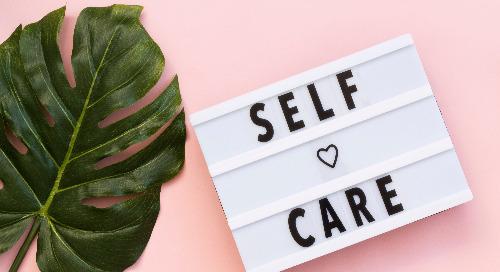 New Podcast Episode: Nursing & Self-care