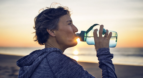 What does healthy hydration look like?