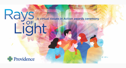 Caregivers honored with 2021 Values in Action awards