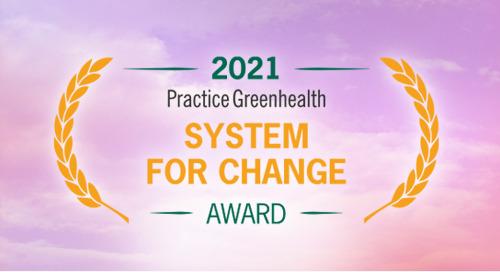 Providence receives national environmental awards, including all 8 Oregon hospitals