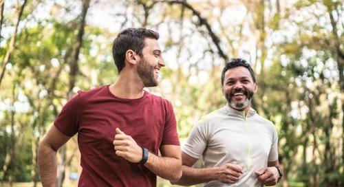 Men's heart health: Prevention and wellness strategies