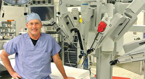 Q&A: Robotic Surgery Helping Hands