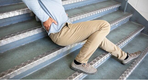 Facts about falls: What you should now